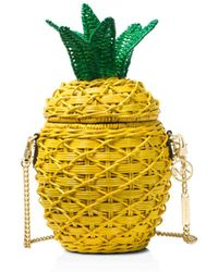 MICHAEL Michael Kors - Noveau Novelty Pineapple Crossbody - Lyst