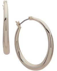 Ralph Lauren - Lauren Graduated Hoop Earrings - Lyst