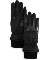 Echo Warmest Sheepskin Superfit Tech Gloves