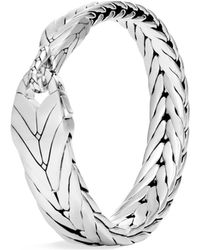 John Hardy - Sterling Silver Modern Chain Hook Bracelet - Lyst