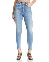 Joe's Jeans - Bella Ankle Skinny Jeans In Gina - Lyst