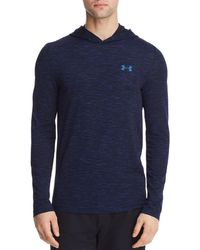 Under Armour - Threadborne Seamless Hooded Sweatshirt - Lyst