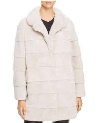 Maximilian | Mink Fur Coat | Lyst