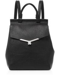 Botkier - Vivi Pebbled-leather Backpack - Lyst