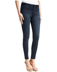 Liverpool Jeans Company - Abby Skinny Legging Jeans In Dark Blue - Lyst