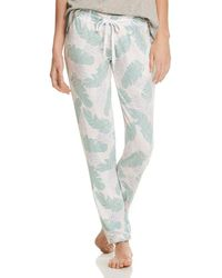 Pj Salvage - Beach Please Jogger Trousers - Lyst