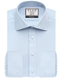 Thomas Pink - Timothy Herringbone Dress Shirt - Bloomingdale's Regular Fit - Lyst