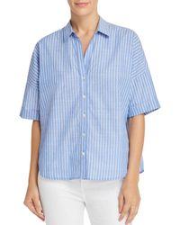 Joie - Selsie Striped Shirt - Lyst