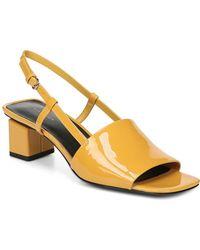 Via Spiga Women's Florian Block Heel Slingback Sandals - Multicolour
