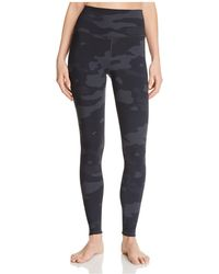 Alo Yoga - Vapor High-waist Camo Leggings - Lyst