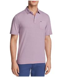 Vineyard Vines - Edgartown Pocket Short Sleeve Polo Shirt - Lyst