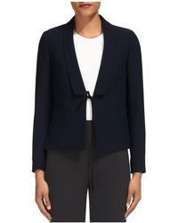 Whistles | Tie-front Jacket | Lyst