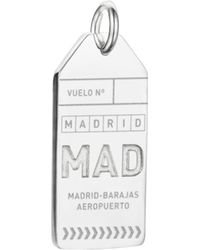 Jet Set Candy - Mad Madrid Luggage Tag Charm - Lyst