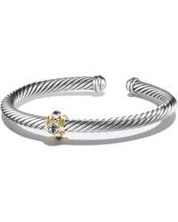 David Yurman - Lapis Lazuli And 14k Gold - Lyst