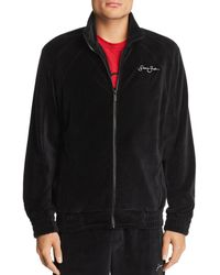 Sean John - Velour Track Jacket - Lyst