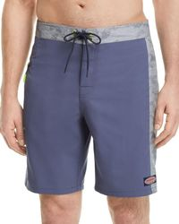Vineyard Vines - Camouflage Combo Board Shorts - Lyst
