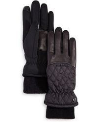 Echo - Quilted Tech Gloves - Lyst