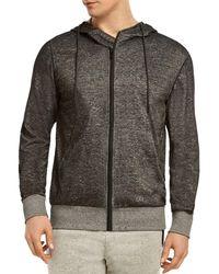 2xist - Flecked Sport Zip Sweatshirt - Lyst