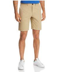 Surfside Supply - Twill Regular Fit Shorts - Lyst