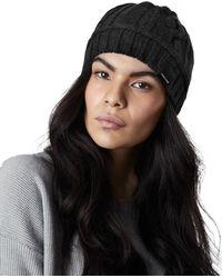 Canada Goose - Merino Wool Cable Toque Hat - Lyst