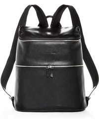 Longchamp - Le Foulonné Extra Large Leather Backpack - Lyst