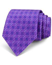 Bloomingdale's - Geo-link Classic Tie - Lyst