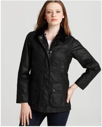 Barbour | Classic Beadnell Jacket | Lyst