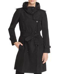 Burberry - Amberford Raincoat - Lyst