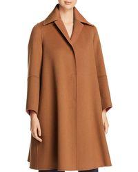Weekend by Maxmara - Gabarra Reversible Double-face Virgin Wool Coat - Lyst