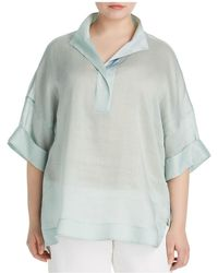 Lafayette 148 New York - Silvia Blouse - Lyst