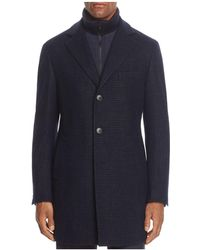 Cardinal Of Canada - Cardinal Abstract Houndstooth Topcoat - Lyst