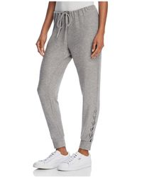 Chaser - Lace-up Jogger Trousers - Lyst