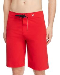 786cca5093 Hurley One & Only Chino Walkshort in Black for Men - Lyst