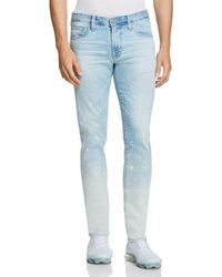 AG Jeans - Dylan Skinny Fit Jeans In 23 Years Oceanside - Lyst