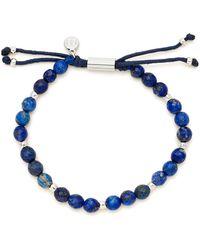 Gorjana - Silver-tone Large-bead Bracelet - Lyst