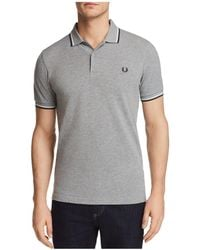 Fred Perry - Twin Tipped Polo - Slim Fit - Lyst