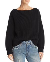 French Connection - Millie Mozart Boatneck Sweater - Lyst