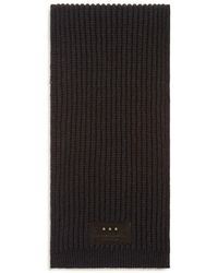 John Varvatos - Plated Thermal Knit Scarf - Lyst