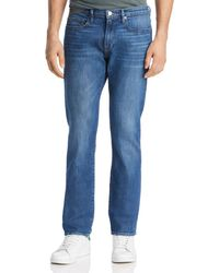 FRAME - L'homme Slim Fit Jeans In Verdugo - Lyst