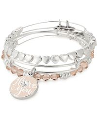 ALEX AND ANI - Set Of 3 - Lyst