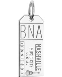 Jet Set Candy - Bna Nashville Luggage Tag Charm - Lyst