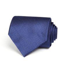 Bloomingdale's - Basket Solid Wide Tie - Lyst