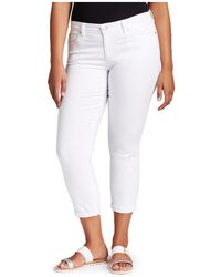 Eileen Fisher - System Slim Ankle Jeans - Lyst