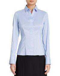 BOSS - Bashina Blouse - Lyst