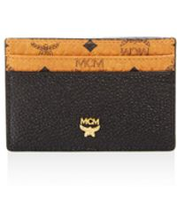 MCM - Corina Visetos Card Case - Lyst