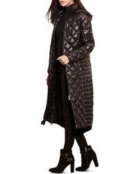 Ralph Lauren - Lauren Packable Quilted Maxi Coat - Lyst