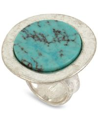 Robert Lee Morris - Turquoise Statement Ring - Lyst