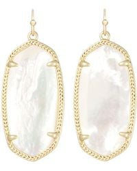 Kendra Scott Elle Earrings Lyst