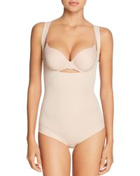 Tc Fine Intimates - Bodybriefer Torsette Shaping Bodysuit - Lyst