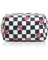 Skinnydip London | Checkered Makeup Bag | Lyst